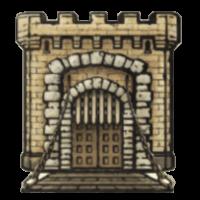 川辺の砦のアイコン