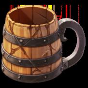 海賊ジョッキのアイコン