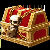 海賊の宝箱〔金〕のアイコン