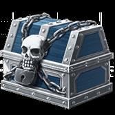 海賊の宝箱〔銀〕のアイコン