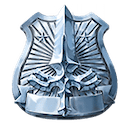 銀のセイバーバッヂのアイコン