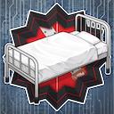 天使のベッドのアイコン