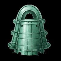 ミニ銅鐸のアイコン