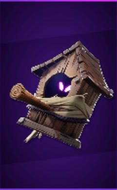 鳥小屋の画像