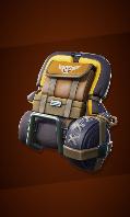 ボンバーバッグの画像