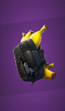 バナナブリーフケースの画像