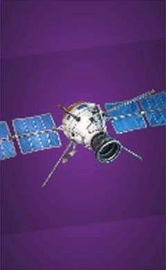 惑星探査機の画像