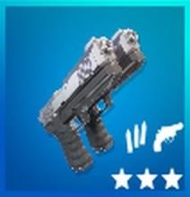 二丁拳銃(レア)の画像
