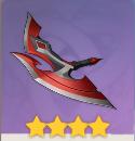 検査官の刀