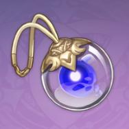 小さな仙霊紫苑