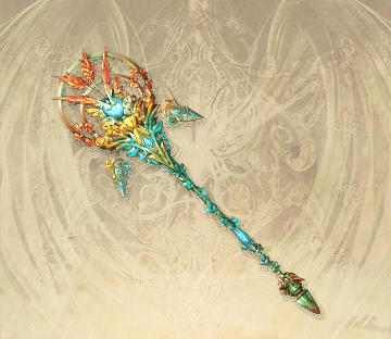 森神の祈杖(マイシェラ杖)