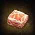 肉塊のアイコン