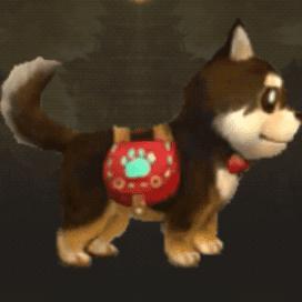 豆柴犬のアイコン