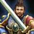 剣士のアイコン