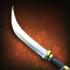 薙刀のアイコン