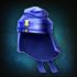 藍染帽のアイコン