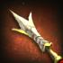 双刃三尖刀のアイコン