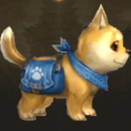 來福犬のアイコン
