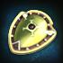 青銅の盾のアイコン