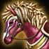 捲毛赤兔馬のアイコン