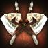 双手斧のアイコン