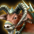 赤毛牛のアイコン