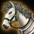 葦毛馬のアイコン