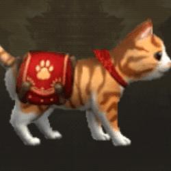 虎柄猫のアイコン