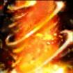 爆炎柱のアイコン