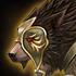 戦狼のアイコン
