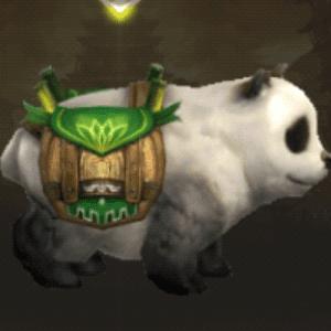 大熊猫のアイコン