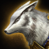 雪白妖狐のアイコン
