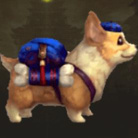 柯基犬のアイコン