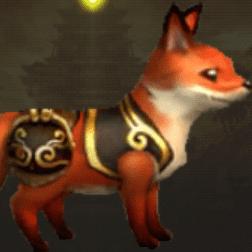 紅蓮狐のアイコン