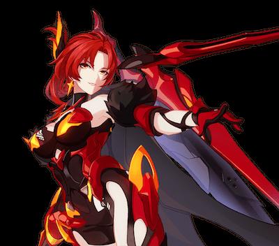 姫子(真紅の騎士・月蝕)の立ち絵