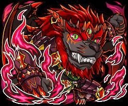 滅びの獣神・ライガーゴイル