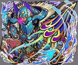 狂気の戦神・フルガオーディン