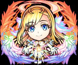 情愛の天使・マナ