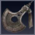 古い半月錘icon