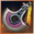 極カラス半月錘icon