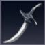 錆びた砂曲刀icon