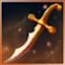 極シャメル砂曲刀icon