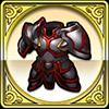黒鉄の鎧アイコン