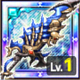 氷骸の絶剣のアイコン