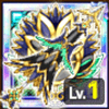 騎装戦神アウラのアイコン