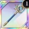 曙光の杖の装備画像