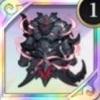 復讐の黒鎧の装備画像