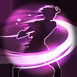 黒影の破撃のアイコン