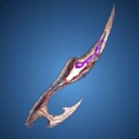 死龍の爪のイラスト