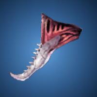 死龍の牙のイラスト